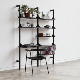 Branch-2 Shelving Unit with Desk by Gus* Modern