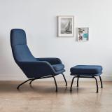 Tallinn Chair and Ottoman by Gus Modern