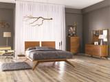 Astrid 4-Drawer Dresser by Copeland Furniture