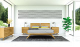 Astrid Queen Bed by Copeland Furniture
