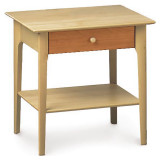 "Sarah 24"" h 1 Drawer Nightstand by Copeland Furniture"