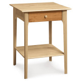 "Sarah 28"" h 1 Drawer Nightstand by Copeland Furniture"