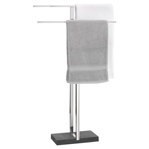 Menoto Polished Towel Stand