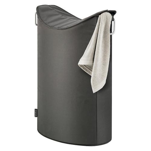 Frisco Anthracite Laundry Bin