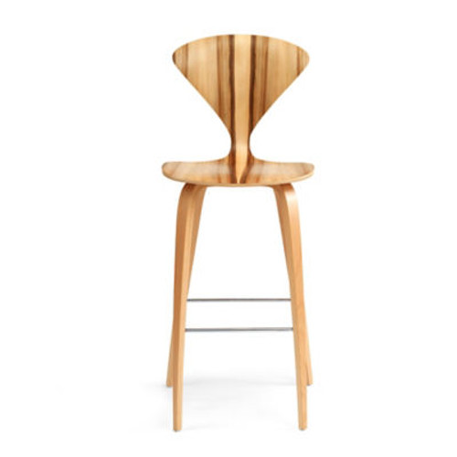 Cherner Stool with Wood Base
