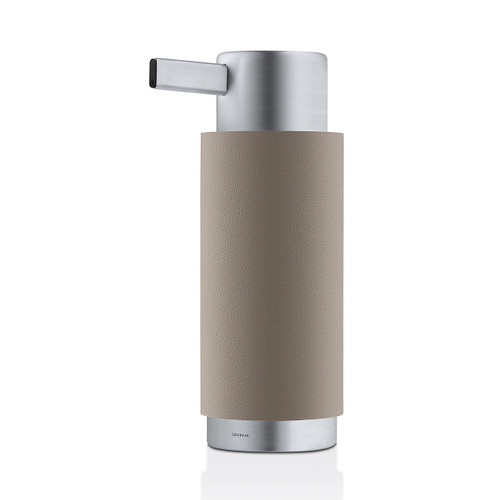 Ara Soap Dispenser in Taupe