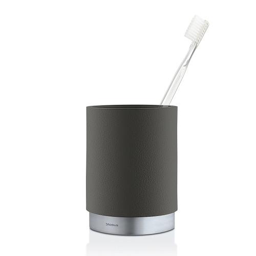 Ara Toothbrush Mug in Black