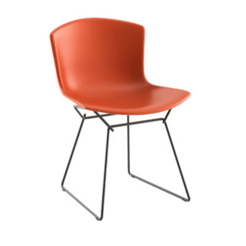 Bertoia Molded Shell Side Chair by Knoll