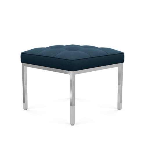 Florence Knoll Relaxed Stool by Knoll