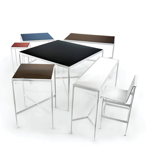 "Richard Schultz 1966, 60"" x 18"" Outdoor Table by Knoll"