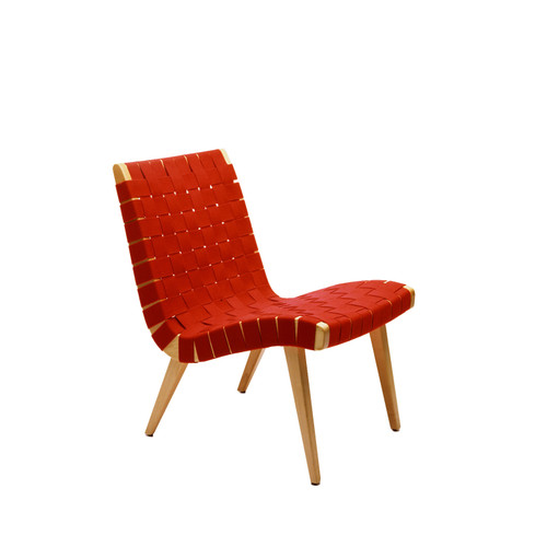 Risom Lounge Chair by Knoll