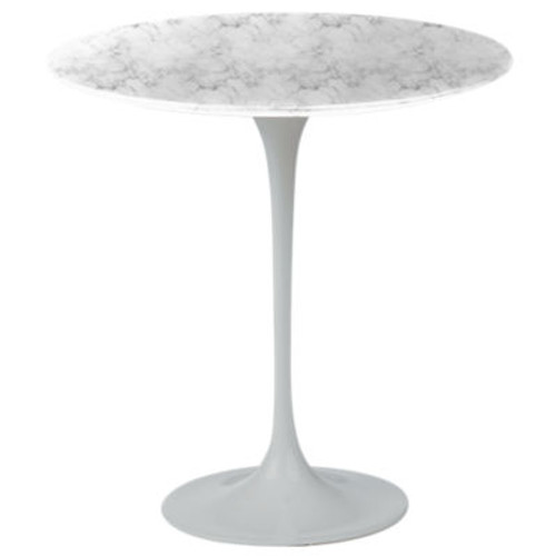 Saarinen 20in Round Side Table by Knoll