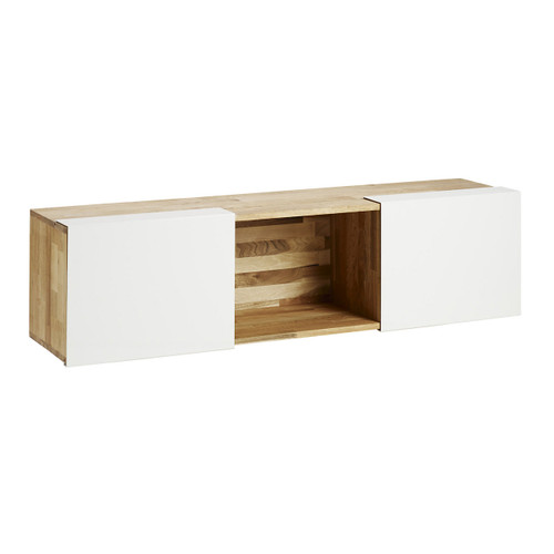 LAX Series 3x Wall Mounted Shelf by MASHstudios