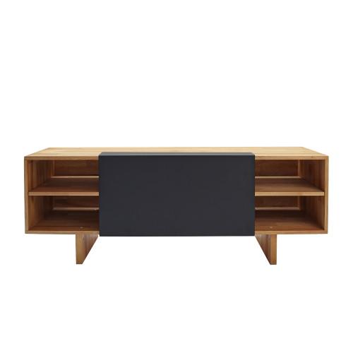 LAX Series Entertainment Shelf by MASHstudios