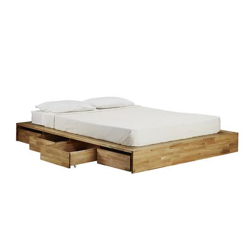 LAX Series Storage Platform Bed by MASHstudios