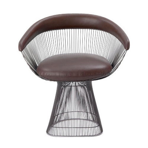 Platner Armchair by Knoll