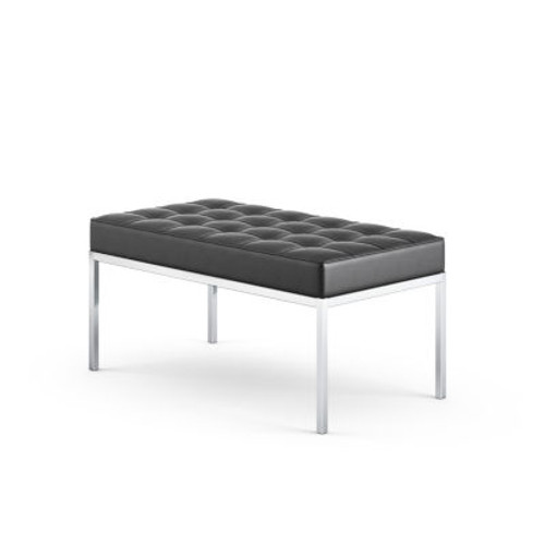 Florence Knoll 2 Seat Bench by Knoll