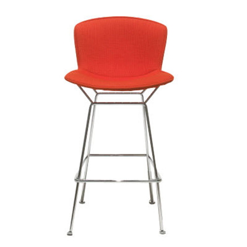 Bertoia Stool Fully Upholstered by Knoll
