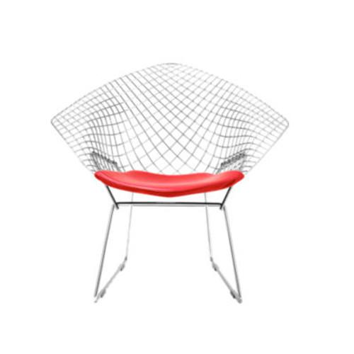 Bertoia Diamond Chair by Knoll