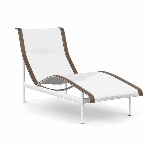 Richard Schultz 1966 Collection Chaise Lounge by Knoll
