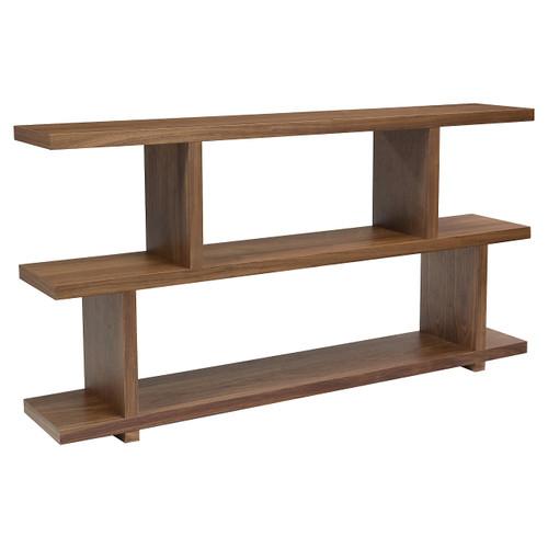 Miri Small Walnut Shelf