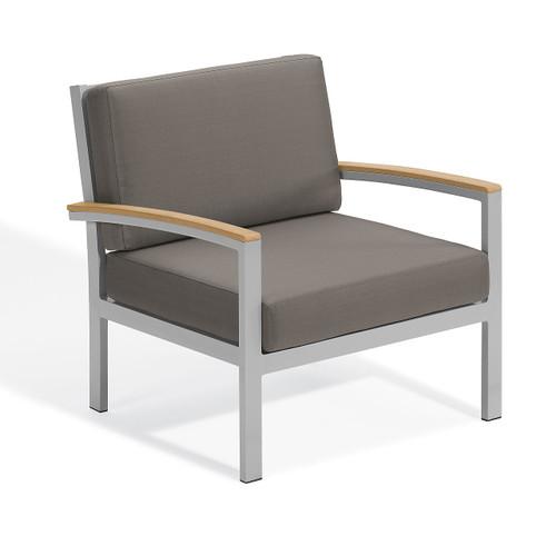 Travira Club Chair by Oxford Garden