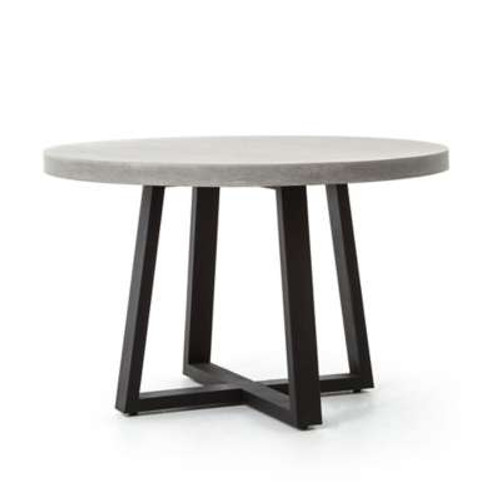"""Cyrus Round Dining Table, 48"""""""