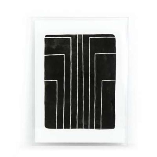 Jess Engle Vertigo Print Shadow Box