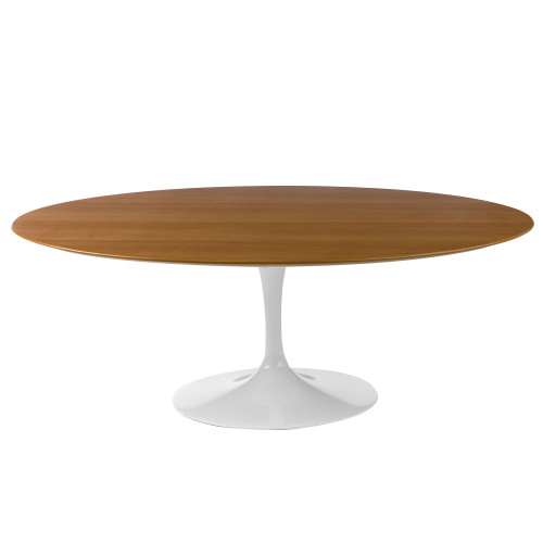 Saarinen Oval Dining Table by Knoll, 78""
