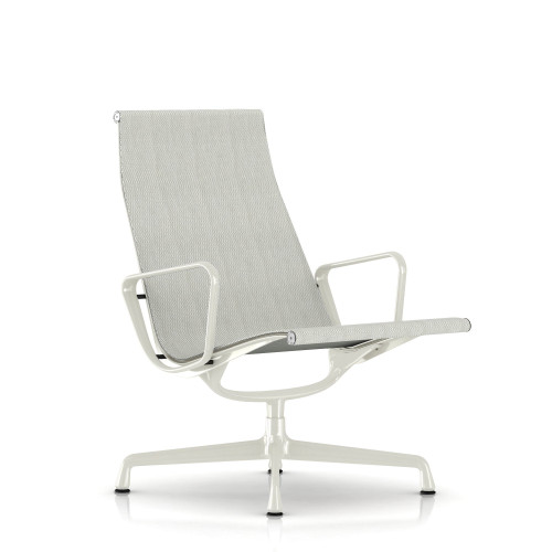 Eames Aluminum Outdoor Lounge Chair by Herman Miller