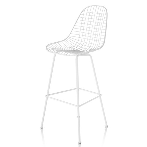 Eames Wire Bar Stool by Herman Miller