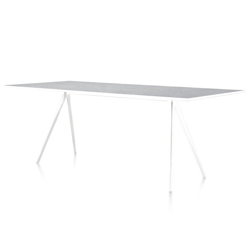 Baguette Table Outdoor by Magis