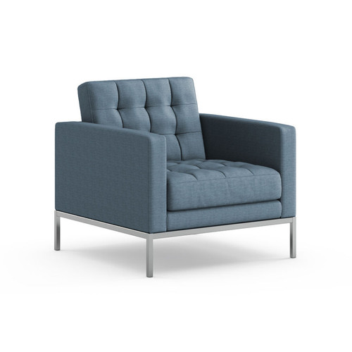 Florence Knoll Relaxed Lounge Chair by Knoll