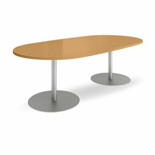 """Groupwork Racetrack Conference Table, 120"""" or 144"""", by Steelcase"""