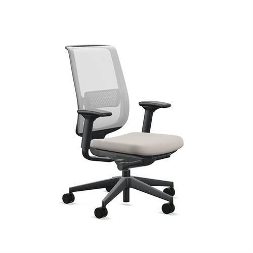 reply task chair with mesh back