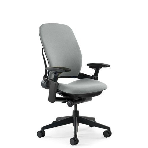 Leap Chair, Leather, by Steelcase