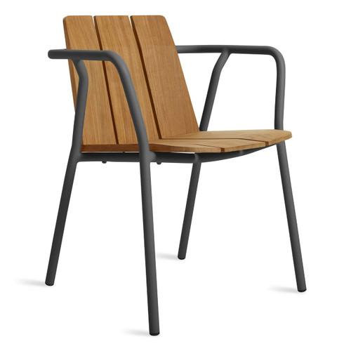 Offline Outdoor Dining Chair by Blu Dot
