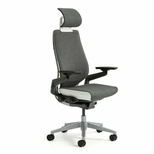 Gesture Chair with Headrest by Steelcase