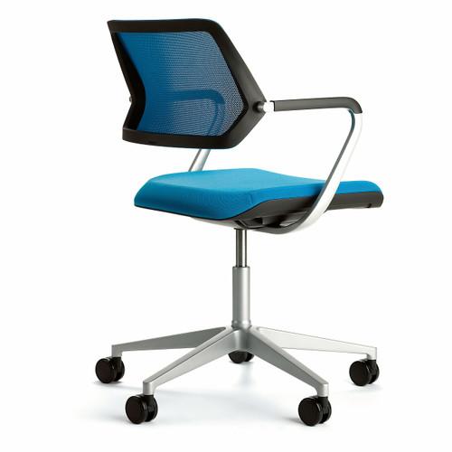 QiVi 5-Star Base Chair by Steelcase