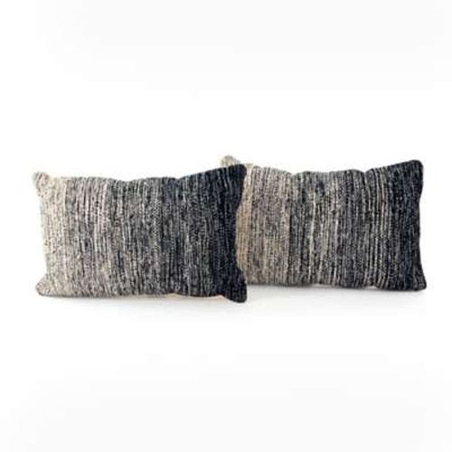 Midnight Ombre Pillow, Set Of 2