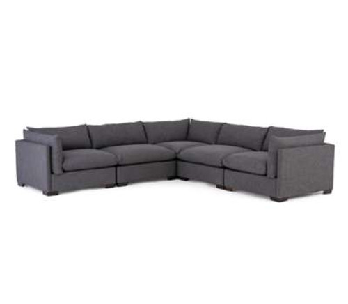 Westwood 5 Piece Sectional