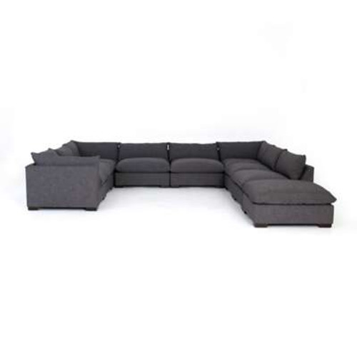 Westwood 8 Piece Sectional with Ottoman