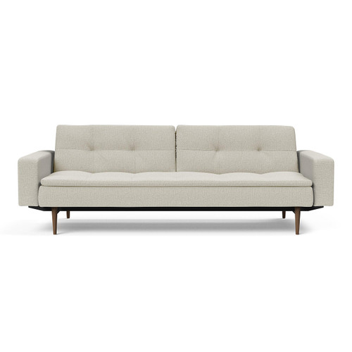 Dublexo Sofa Bed with Arms by Innovation-USA