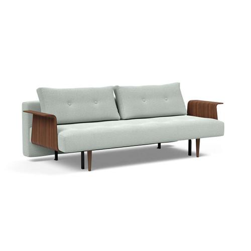 Recast Sofa with Arms by Innovation-USA