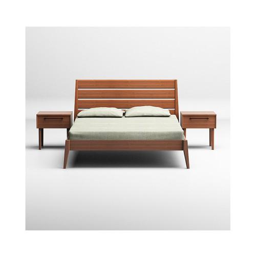 Sienna Queen Platform Bed