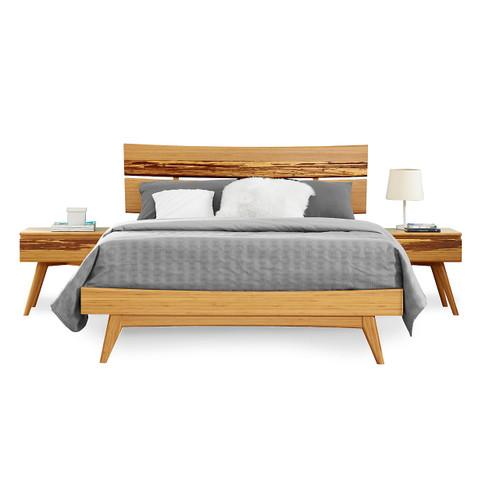 Azara King Platform Bed