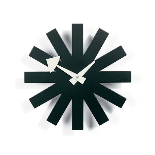 Nelson Asterisk Clock by Vitra