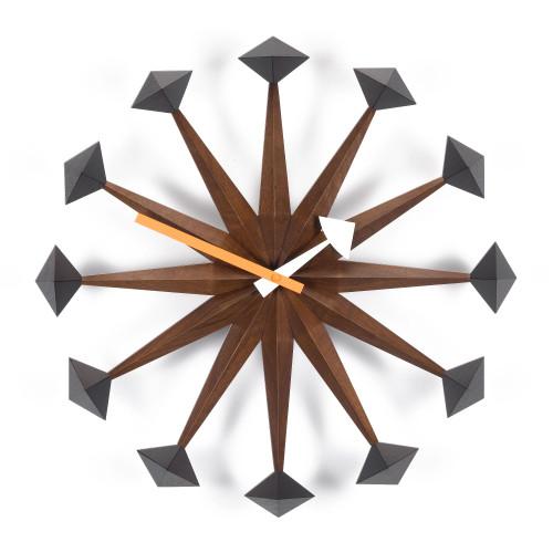 Nelson Polygon Clock by Vitra
