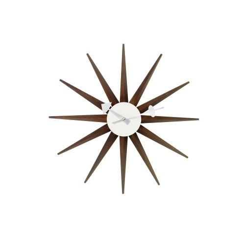 Nelson Sunburst Clock by Vitra