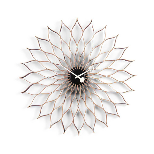 Nelson Sunflower Clock by Vitra